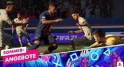 PS Store: Summer Sale mit bis zu 70 % Rabatt auf PS4-Spiele – Über 1.200 Angebote