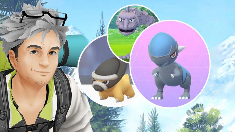 Pokémon GO Befristete Forschung Hyperbonus 1