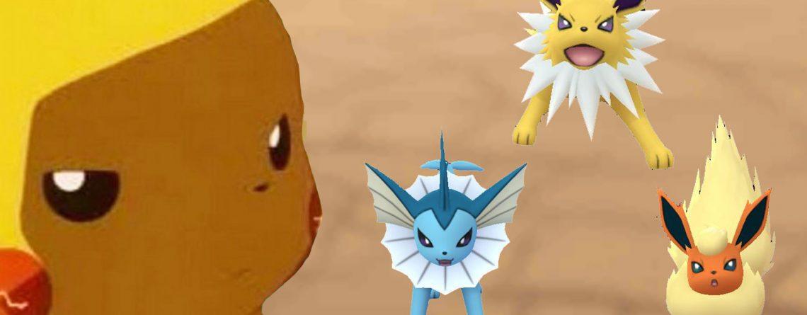 Pokémon GO: Trainer fordern Reset des legendären Namens-Tricks für neues Evoli-Event