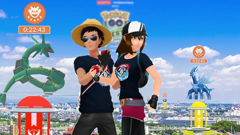 Pokemon GO Fest 2021 Tag 2