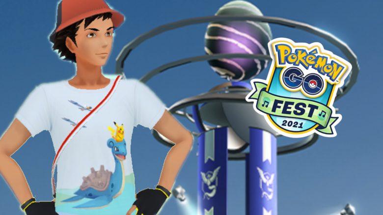 Pokémon GO Fest am Sonntag: Alle Inhalte und Boni, die ihr heute bekommt