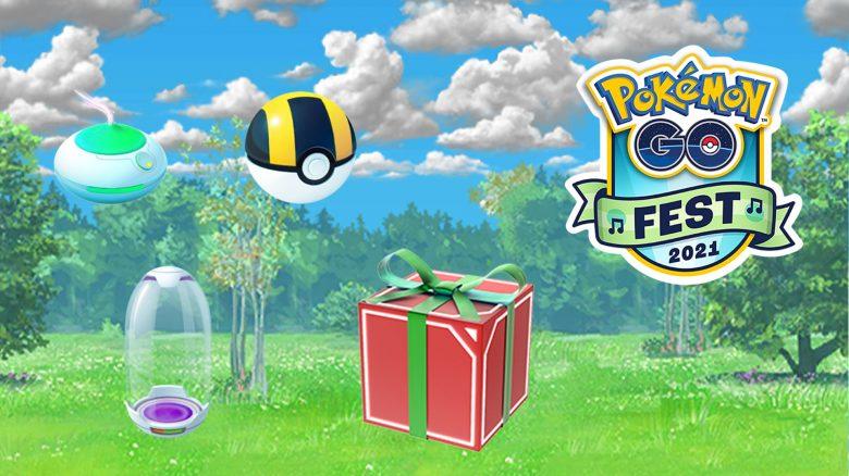 Pokémon GO verteilt Item-Geschenk zum GO Fest 2021 – aber nicht für alle