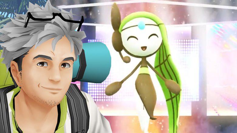 Pokémon GO Meloetta Willow Forschung Titel