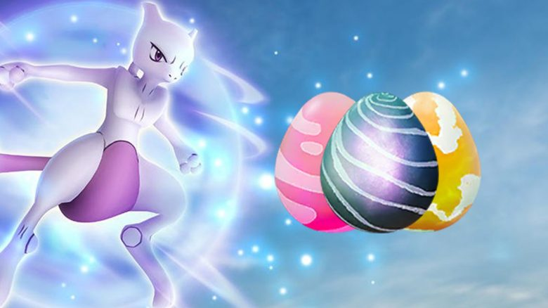 Pokemon GO Mewtu Raids Titel