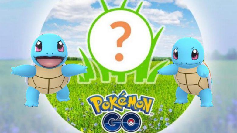 Pokémon GO Schiggy Rampenlichtstunde