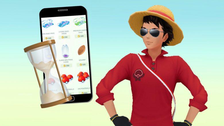 Pokémon GO hat gerade Shop-Probleme – Plant besser rechtzeitig für das GO Fest