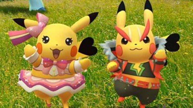 Pokémon GO Star Pikachu Titel
