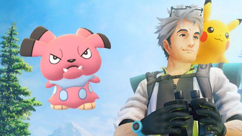 Pokémon GO Willow Snubbull