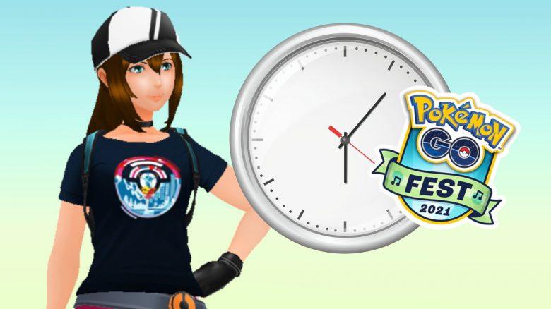 Pokémon GO: Zeitplan und alle Spawns der Habitate zum GO Fest 2021 – Wann kommt wer?
