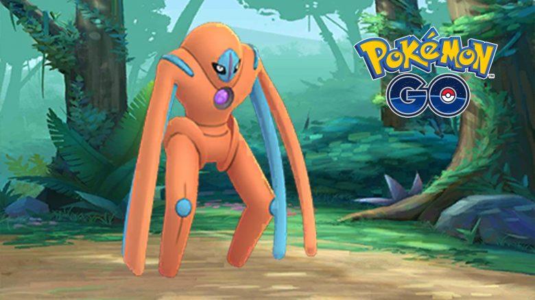Pokémon GO: Raid-Stunde heute mit Deoxys in der Verteidigungsform – Lohnt sich das?