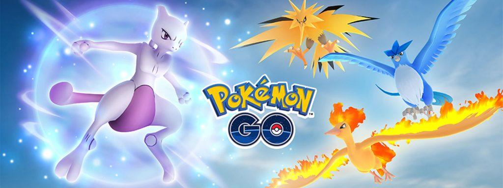 Pokemon Go Fest Legendäre Pokémon