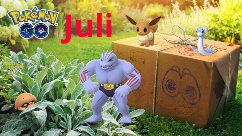Pokémon GO: Feldforschungen im Juli 2021 – Welche lohnen sich?