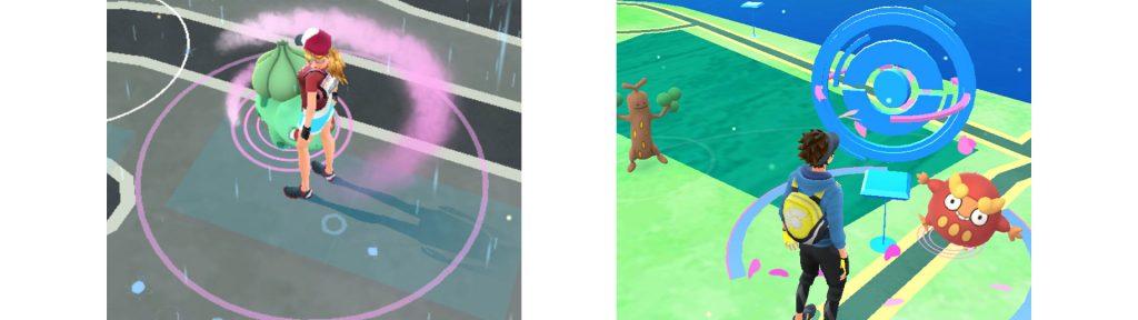 Pokemon Go Kreise Rauch und Modul