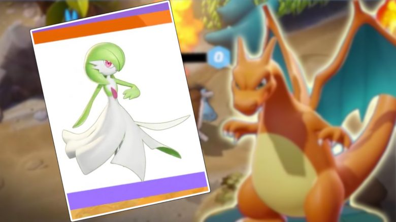 Pokemon Unite Guardevoir