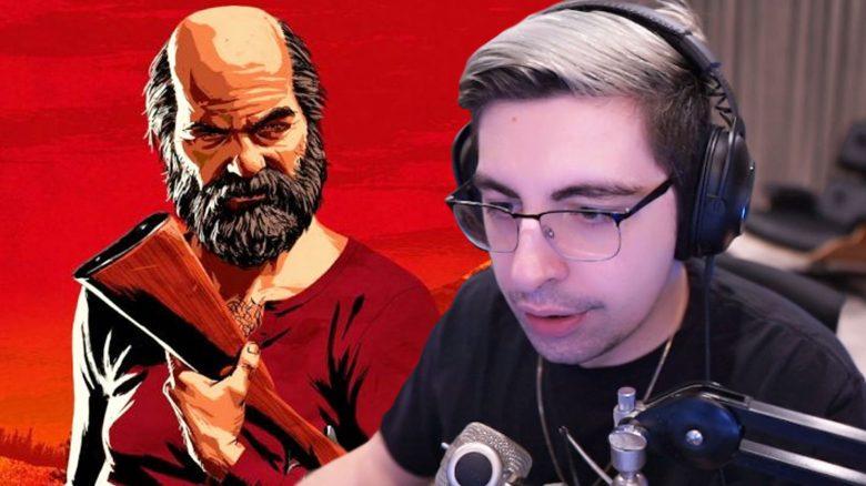 Shroud Uncle Alt Titel Red Dead Redemption 2 Waffe Shooter