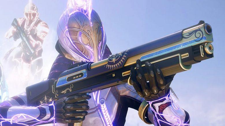 Solstice 2021 sonnenwende Destiny 2 shotgun