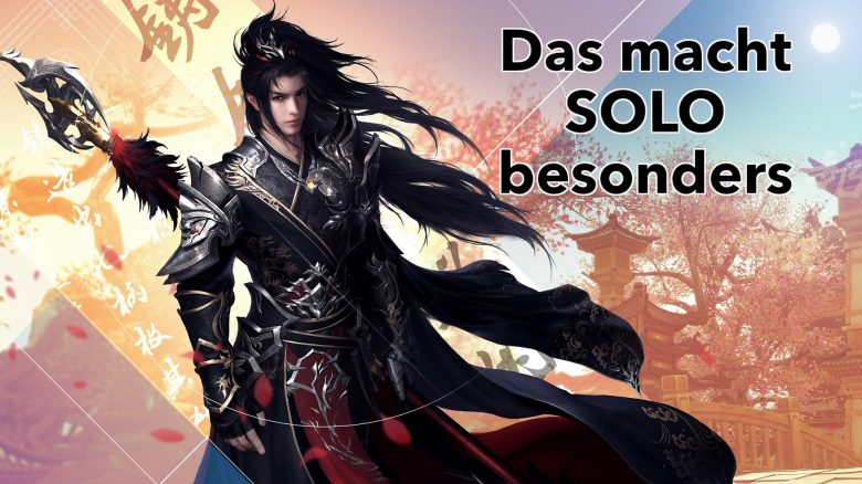 Kurz vorm Start: 10 Dinge, die das neue MMORPG SOLO besonders machen