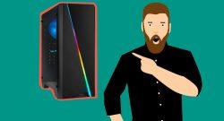 """Gamer baut """"überraschend guten PC"""" für 300 €, aber schummelt dabei etwas"""