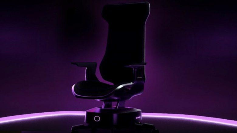 Gaming-Stuhl will euch Games und Filme direkt fühlen lassen, soll 1700 Euro kosten