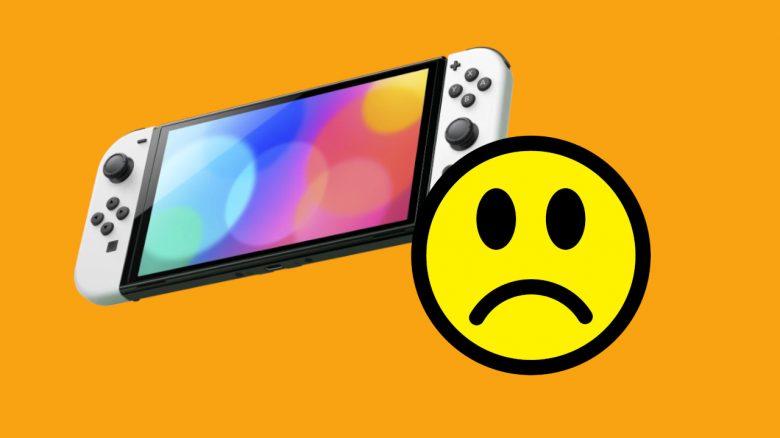 """Nintendos Switch OLED enttäuscht viele: """"Ist sinnlos für alle, die bereits eine Switch haben"""""""