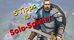5 Tipps für Solo-Spieler in Tribes of Midgard – So meistert ihr das Koop-Game alleine