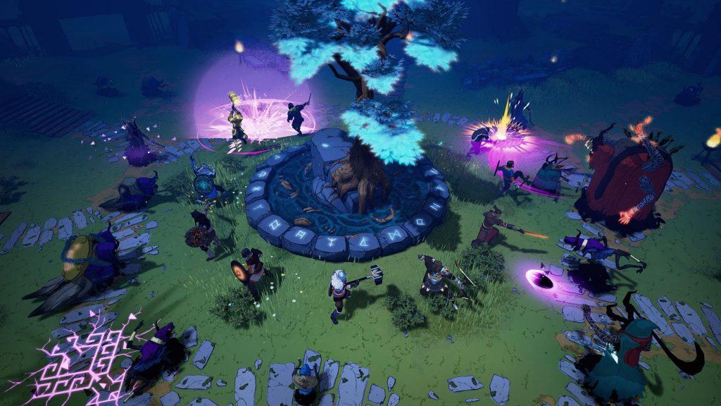Tribes of Midgard Setzling