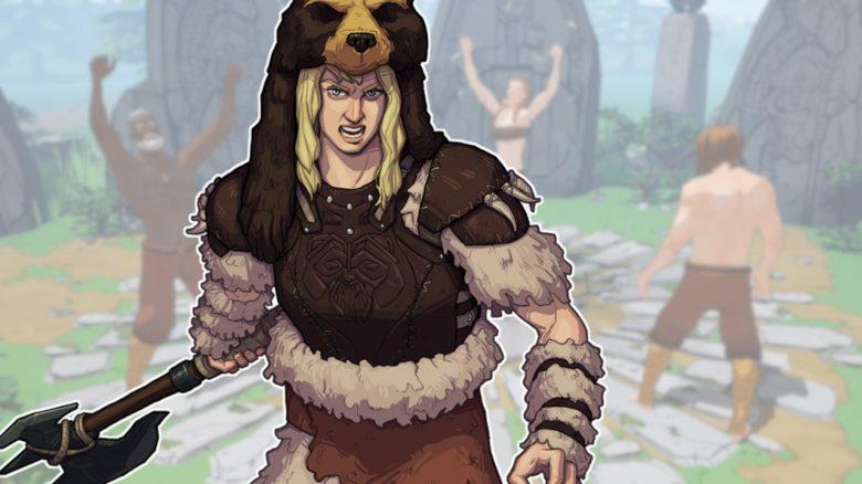 Tribes of Midgard nackt berserker titel