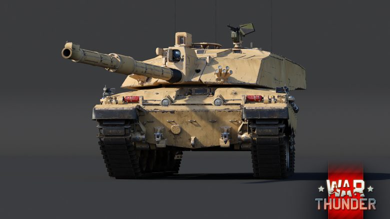 War Thunder Challenger 2