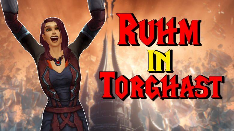 WoW Ruhm in Torghast titel title 1280x720