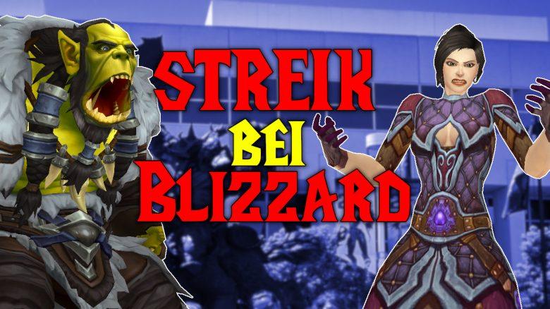 WoW Streik bei Blizzard titel title 1280x720