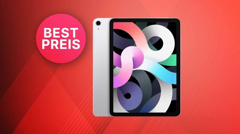 Amazon Top-Angebot: Apple iPad Air 2020 zum Hammerpreis