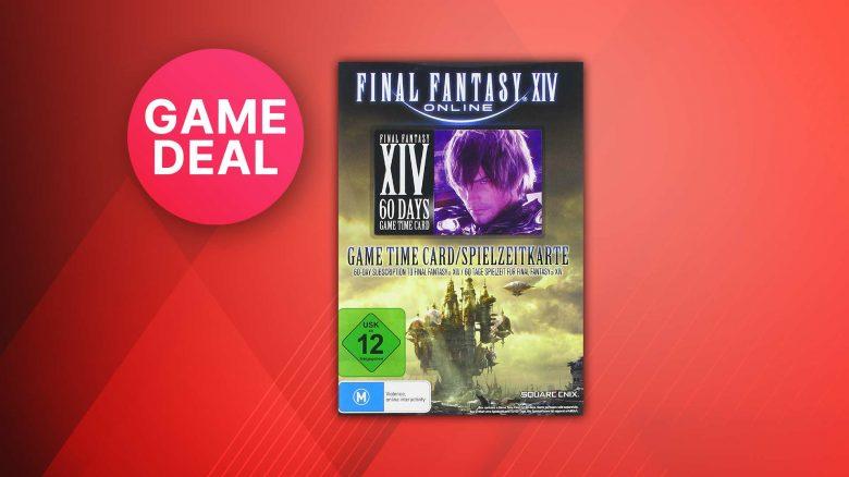 Final Fantasy XIV: 60 Tage Spielzeit bei Amazon günstiger als beim Keyseller