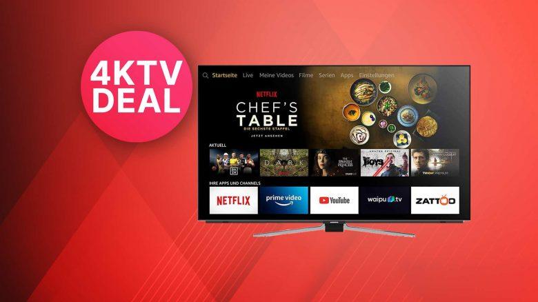 Amazon Top-Angebot: 65 Zoll OLED 4K TV zum aktuellen Bestpreis