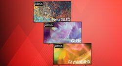 Samsung UHD-TVs zu Tiefstpreisen ab 399 Euro aktuell bei Amazon