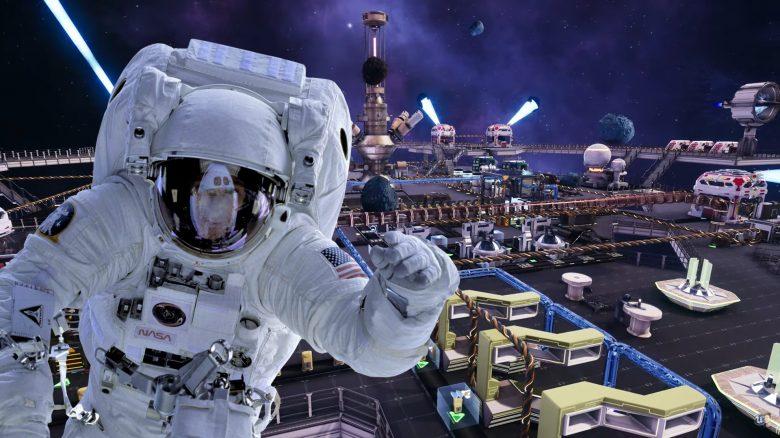 Neues Sci-Fi-Spiel mit Koop kommt auf Steam – Lässt euch Weltraum erkunden und Kolonien bauen