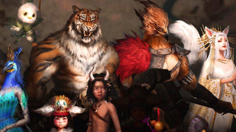 Im neuen MMORPG Chimeraland könnt ihr endlich das Tierwesen spielen, das ihr immer sein wolltet
