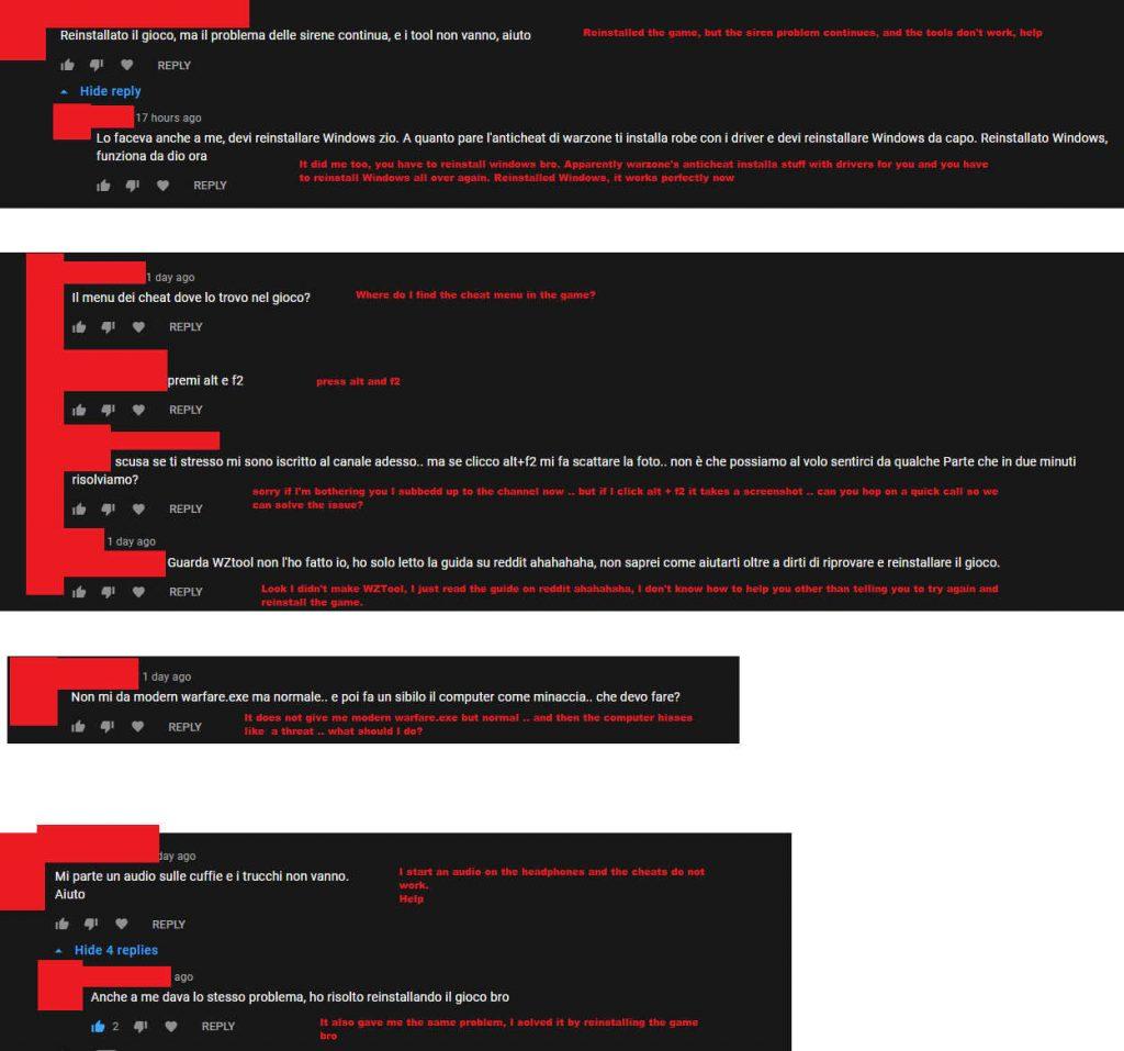 cod warzone cheater fallen auf trick rein