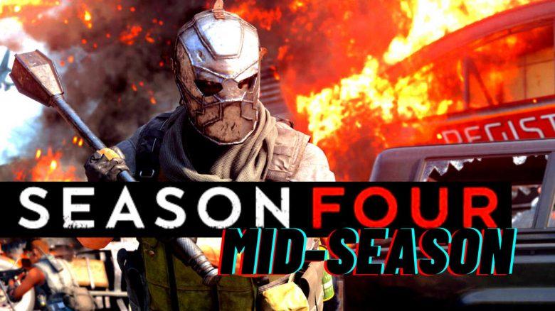 CoD Warzone zeigt Update zur Mid-Season – Bringt neuen Killstreak und Cosmetic-Event