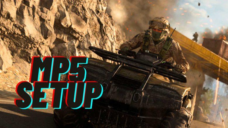 """CoD Warzone: Experte zeigt starkes Setup der """"Cold War""""-MP5, das selbst Fahrzeuge schrottet"""