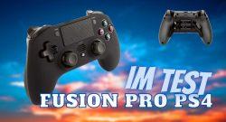 controller test powera fusion pro controller für ps4 titel