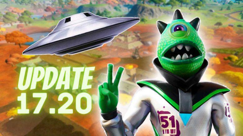 fortnite update 17.20 patch notes titel