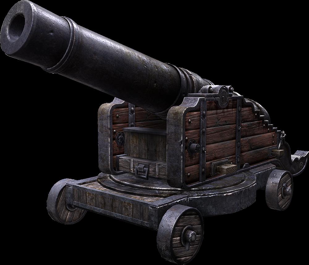 conquerors blade kanone