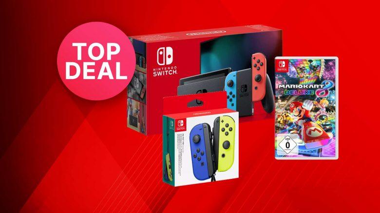 Nintendo Switch & Joy-Cons bei MediaMarkt zum Spitzenpreis
