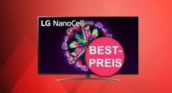 LG Nanocell-TV mit HDMI 2.1 und 120 Hertz zum Tiefstpreis bei OTTO