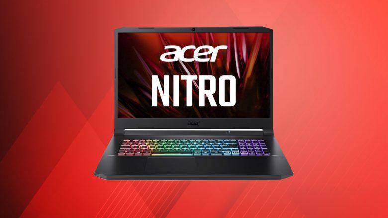 Acer Gaming-Notebook mit RTX 3060 und Ryzen 5000 günstig bei OTTO