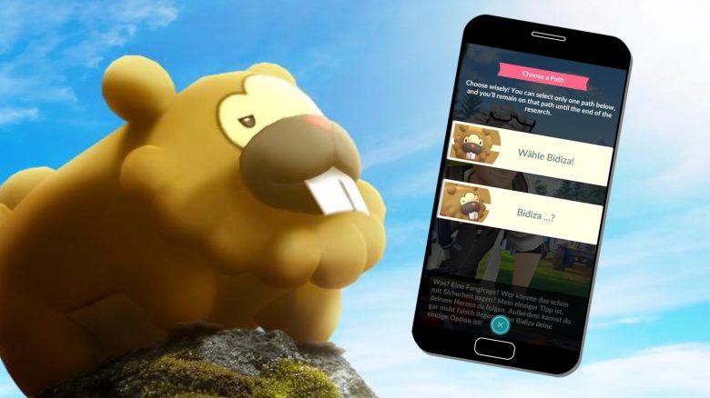 """Pokémon GO: Spezialforschung """"Bidiza"""" – Alle Belohnungen"""