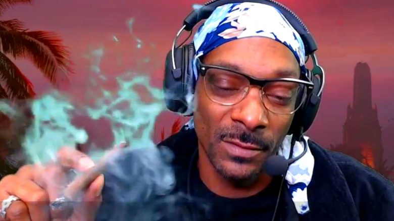 Rapper Snoop Dogg streamt eine Stunde auf Twitch – Merkt nicht, dass ihn niemand hört