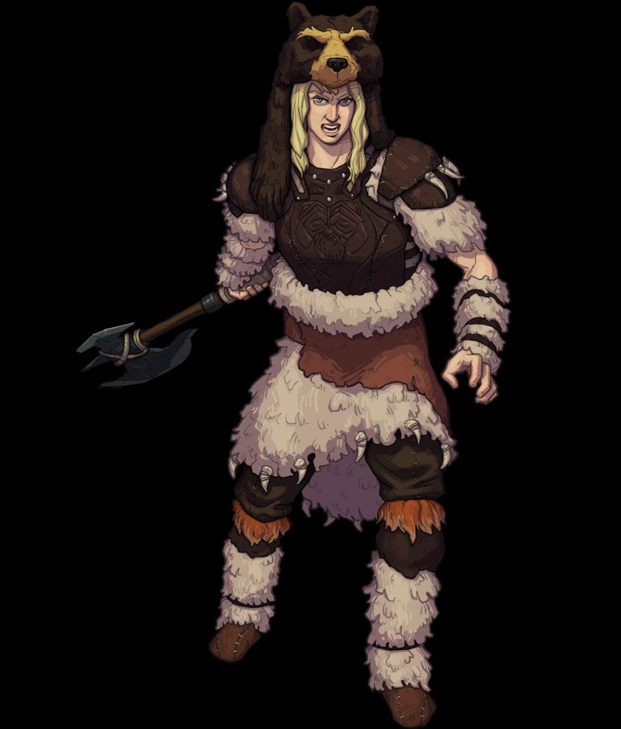 tribes-of-midgard-hunter