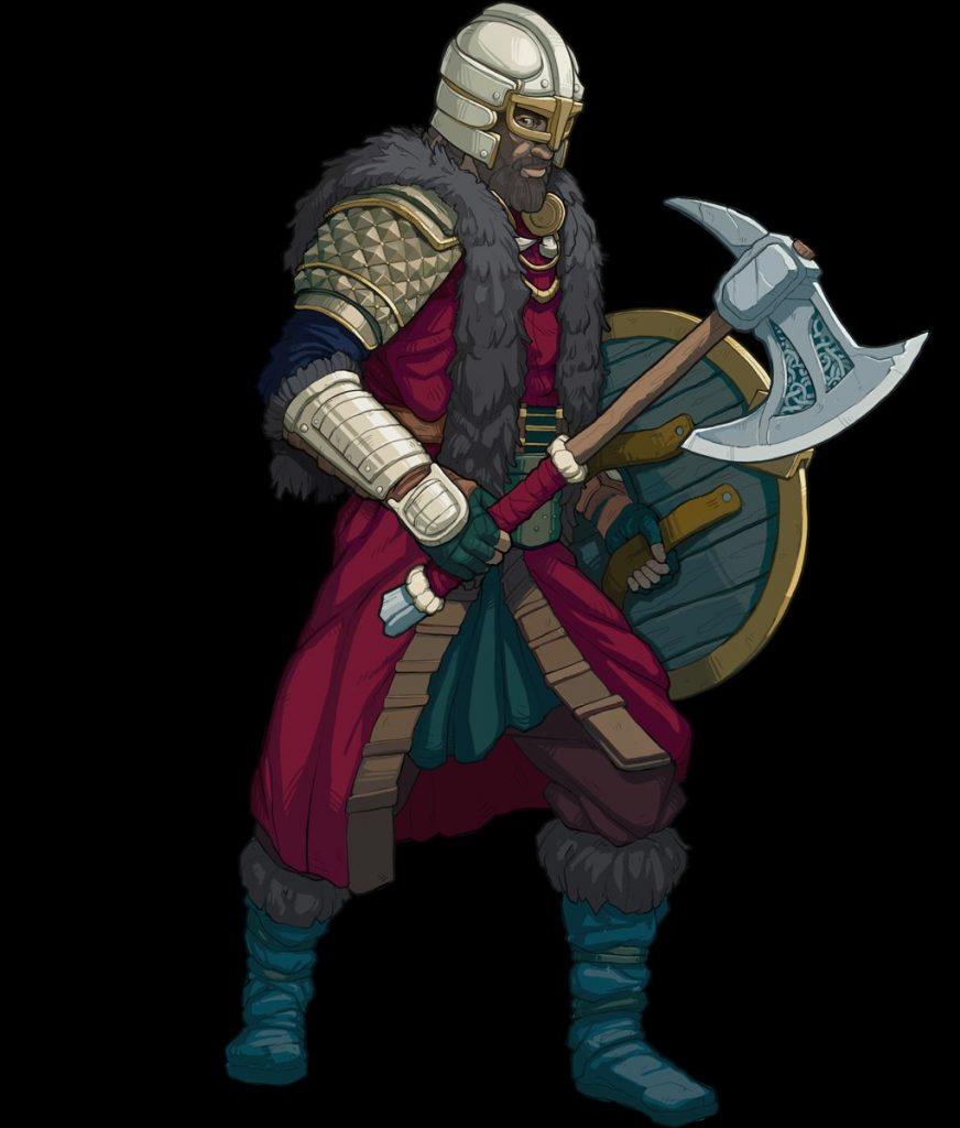 tribes-of-midgard-warrior