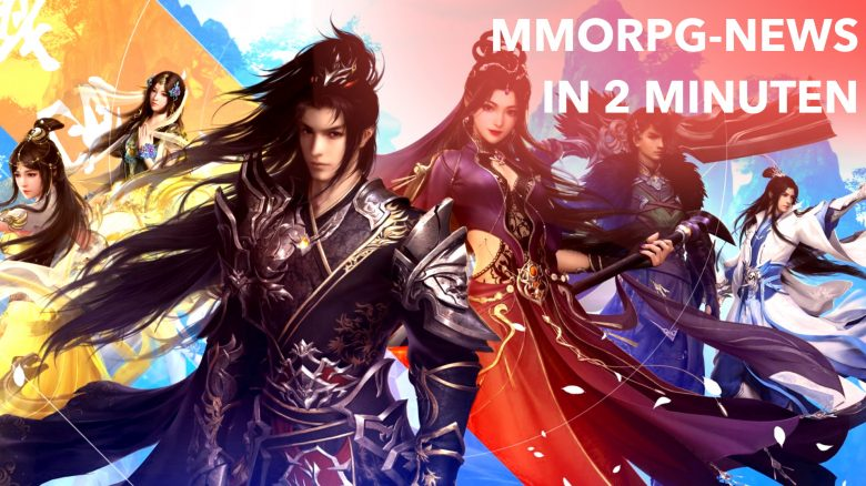 Diese Woche stand im Zeichen eines kommenden neuen MMORPGs und ein alter Klassiker lässt wieder von sich hören